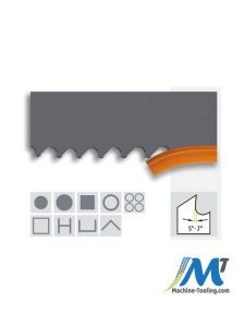 Bandsaw blade MT-FT 4250x34x1.1 t=4/6