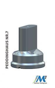 Peddinghaus pons nr.7 ovaal 24.0mmx48.0mm