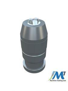 Zelfspannende boorhouder type A. 3-16. B16